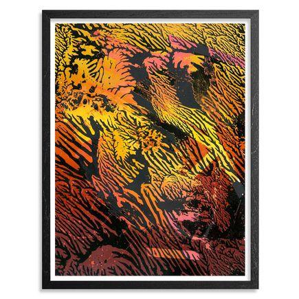 Jonny Alexander Original Art - Chaotic Conception