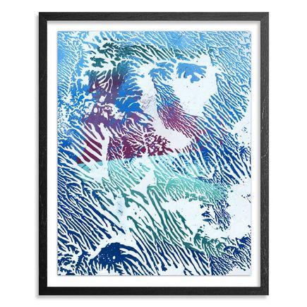 Jonny Alexander Original Art - Chaotic Growth