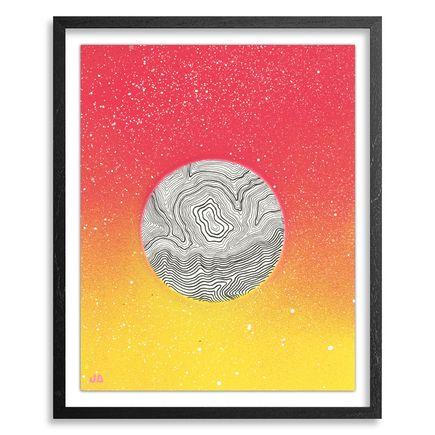 Jonny Alexander Original Art - Studies & Thoughts on Flow and Erosion - 03