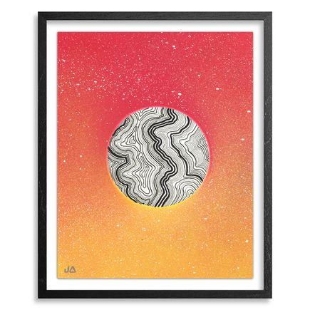 Jonny Alexander Original Art - Studies & Thoughts on Flow and Erosion - 04