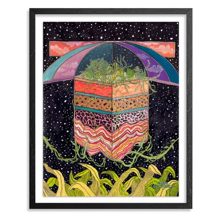 Jonny Alexander Original Art - I Eat