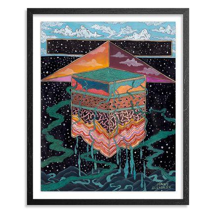 Jonny Alexander Original Art - I Feed