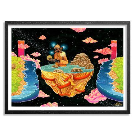 Jonny Alexander Art Print - Mental Manifest Destiny - Limited Edition Prints