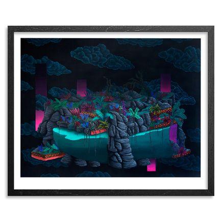 Jonny Alexander Art Print - Nocturnal Forms