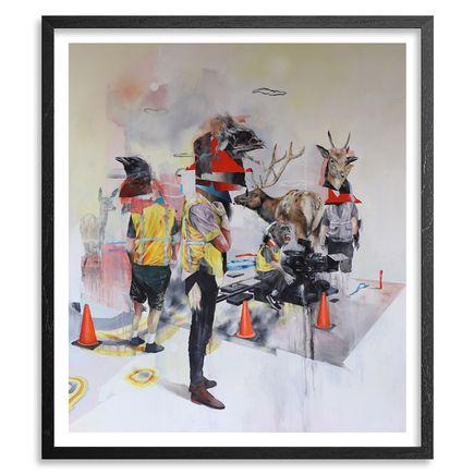 Joram Roukes Art Print - Action On Spring