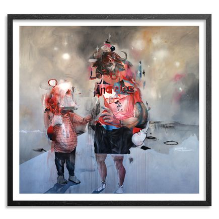 Joram Roukes Art Print - Lost Angeles -