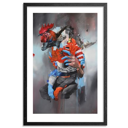 Joram Roukes Art Print - The European - Standard Edition