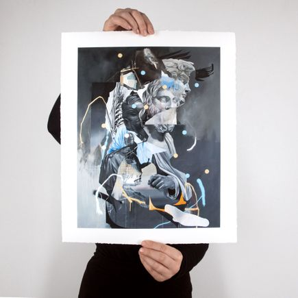 Joram Roukes Art Print - Renaissance Party - Hand-Embellished Edition