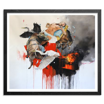 Joram Roukes Art Print - West Side Story - Hand-Embellished Edition