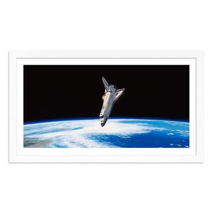 Josh Keyes Art Print - Tin Can