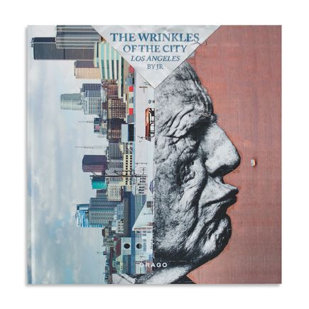 JR Book - The Wrinkles Of The City Los Angeles
