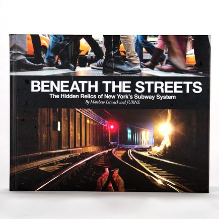Jurne Book - Beneath The Streets