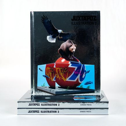 Various Artists Book - Juxtapoz - Illustrations 2