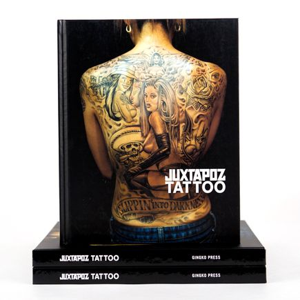 Various Artists Book - Juxtapoz - Tattoo