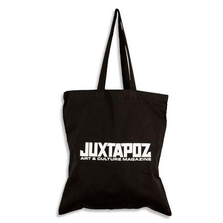 1xRUN Editions Art - Juxtapoz Logo - Tote Bag