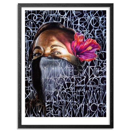 Defer + Kamea Hadar Art Print - Huna