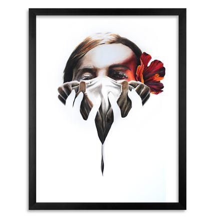 Kamea Hadar Art Print - Flower