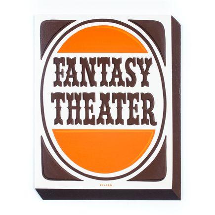 Kelly Golden Original Art - Fantasy Theater - Original Artwork