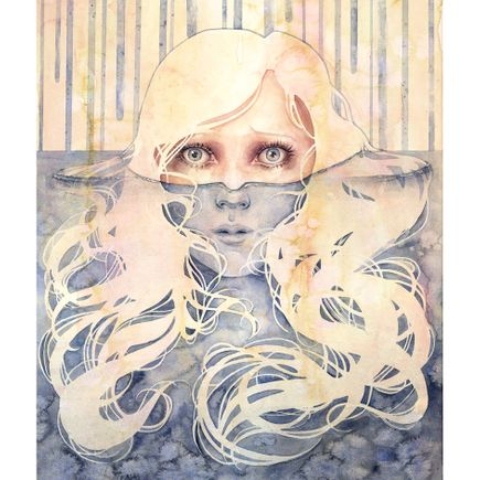 Kelly McKernan Art Print - Desinence Regular Edition
