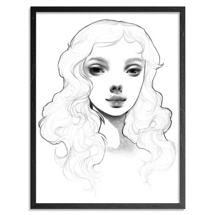 Kelsey Beckett Original Art - Sketch 1