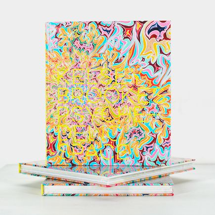 Kelsey Brookes Book - Psychedelic Space