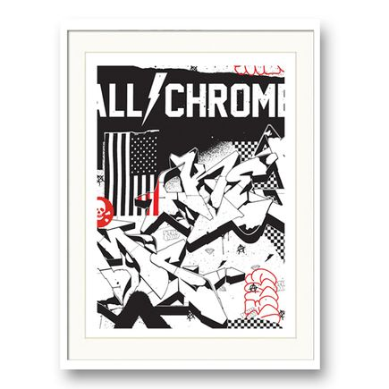 Kem5 Art - All Chrome