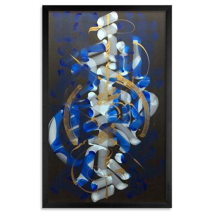 Kenji Nakayama Original Art - Etudes 50 - Original Painting