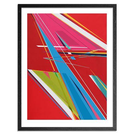 Kenor Art Print - Chain Reaction - Limited Edition Prints