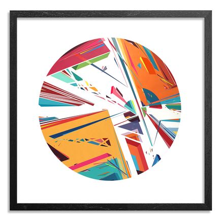 Kenor Art Print - Polyrythmic Beats - Limited Edition Prints