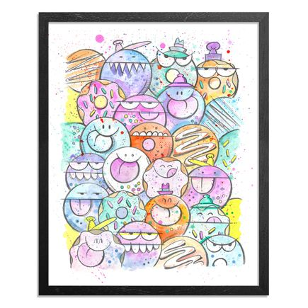 Kevin Lyons Art Print - Hoodz Come In Dozens