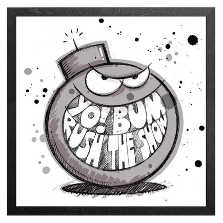 Kevin Lyons Art - Public Enemy - Yo! Bum Rush The Show