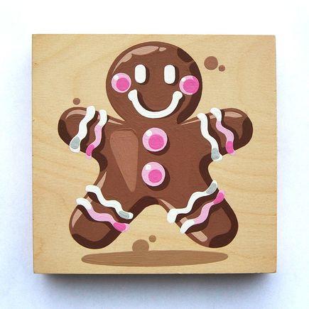 Key Detail Original Art - Sweet Addiction - Gingerbread - Original Artwork