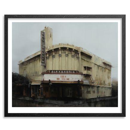 Kim Cogan Art Print - Alexandria