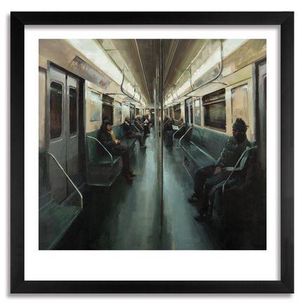 Kim Cogan Art Print - Passengers