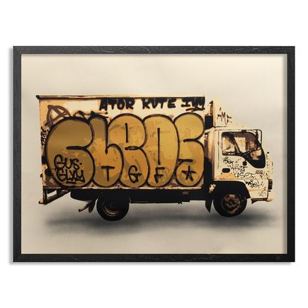 Dangerfork Art - Kirpy - Westside Truck