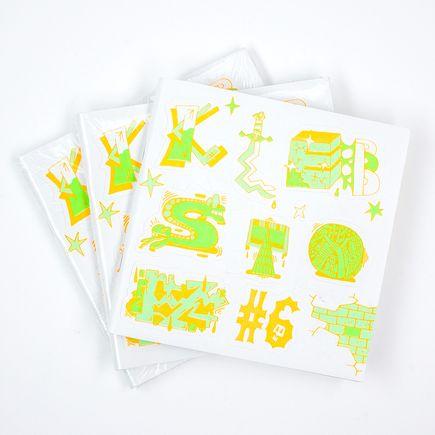 Klebstoff Book - Klebstoff 6
