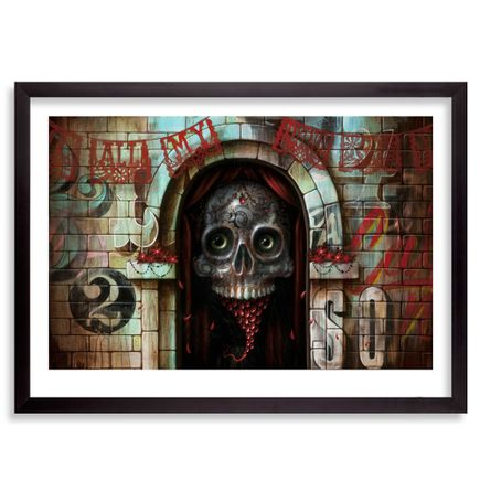 Kmndz Art Print - To All My Dying Friends