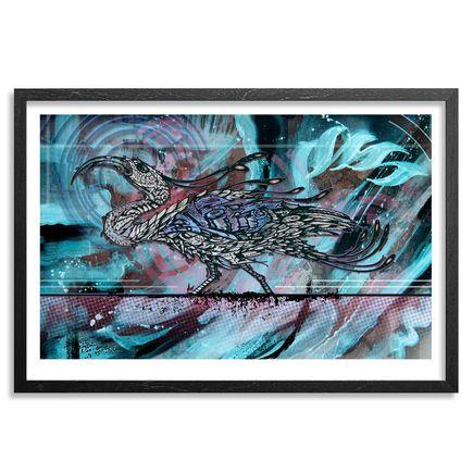 Kobie Solomon Art Print - Teigret