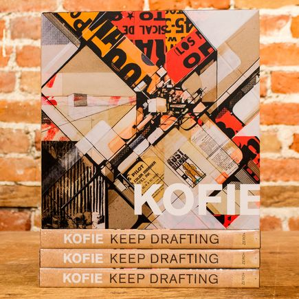Augustine Kofie Book - Keep Drafting