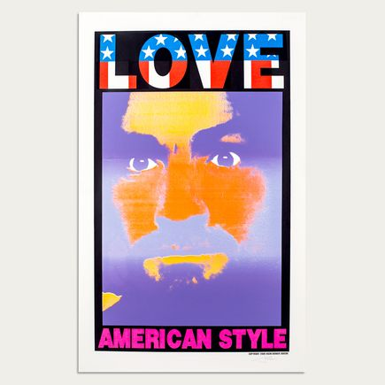 Kozik Art - Love American Style - Purple Variant