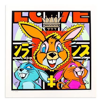 Kozik Art - Love Bunny