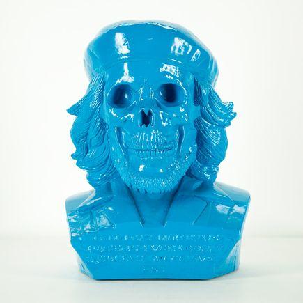 Kozik Art - Dead Che - Blue