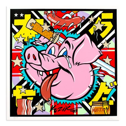 Kozik Art - Pig Meat