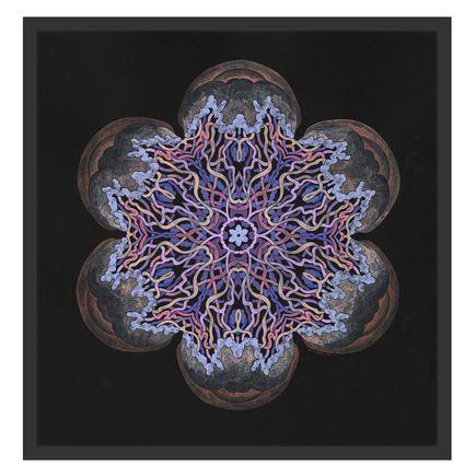 Kozyndan Original Art - Medusa Mandala 1 - Original Artwork
