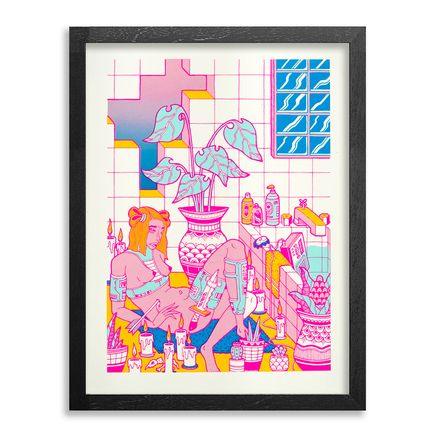 Kristen Liu-Wong Art Print - Passing Time - Standard Edition