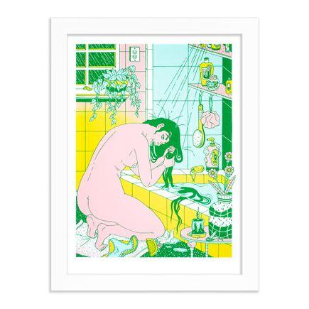Kristen Liu-Wong Art Print - Water Falling - Variant Edition