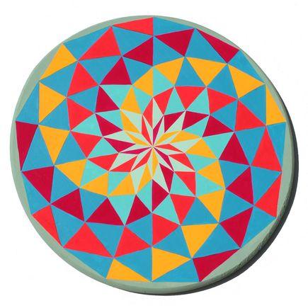 Kristin Farr Original Art - Confetti - Original Artwork