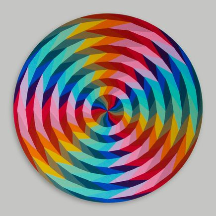 Kristin Farr Art Print - Magic Hecksagon (Rainbow Power) - Limited Edition Prints