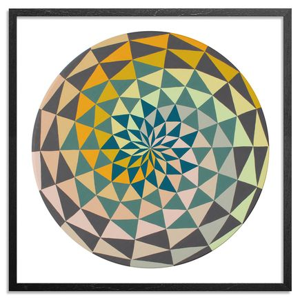 Kristin Farr Art Print - Magic Hecksagon Spring - Limited Edition Prints