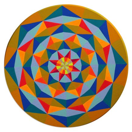 Kristin Farr Original Art - Sunshine - Original Artwork